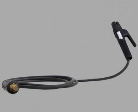 Elektrodeklype med kabel